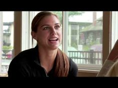 A Day in the Life of Alex Morgan: Game Day - YouTube