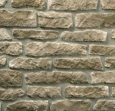 Steinwand - Verblender - Wandverkleidung - Steinoptik - Armorique olive | steingewand.de