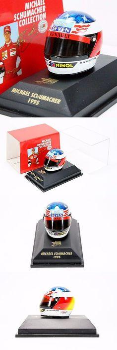 Formula 1 Cars 180270: F1 1 8 Michael Schumacher 1995 Bell Helmet W Mild Seven Benetton Pma 510-389501 -> BUY IT NOW ONLY: $70 on eBay!