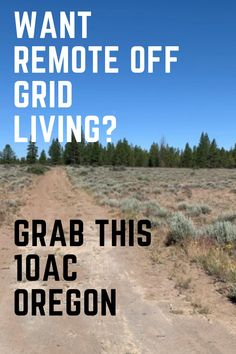 There is nothing like being self sufficient! Build your skills ow so that when SHTF, you are ready. Whether you buy land like this ow and just use it on weekends or summer breaks, or whether you live full time on the land, this 10ac in Klamath county is a bargain! Read more and check it out! Investing In Land, Safe Investments, Great Vacation Spots, Residential Land, Getaway Cabins, Vacant Land, Little Cabin, How To Buy Land, Looking To Buy