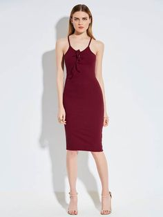 Spaghetti Strap Plain Backless Women's Party Dress Fashion girls, party dresses long dress for short Women, casual summer outfit ideas, party dresses Fashion Trends, Latest Fashion # Cheap Party Dresses, Party Dresses For Women, Mermaid Evening Dresses, Short Cocktail Dress, Spaghetti Strap Dresses, Jumpsuits For Women, Fashion Prints, African Fashion, Bodycon Dress