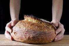 Brød - tips og tricks - Bagvrk. Jim Lahey, Scones, Baked Potato, Brunch, Pork, Turkey, Bread, Baking, Ethnic Recipes