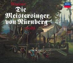 Wagner Die Meistersinger von Nürnberg - Solti - Decca
