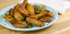 Thai Sweet Chili Chicken Wings - OMG