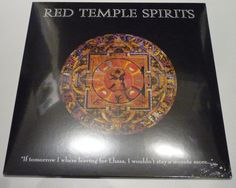 Nu in de Catawiki veilingen: Red Temple Spirits - If Tomorrow I Was Leaving For Lhasa....LP. Limited edition (500...