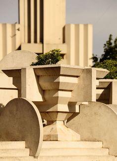 Detalles de las obras bonaerenses del arquitecto Francisco Salamone realizadas entre el 1936 y el 1940. Fotos de Hernán Rojas.