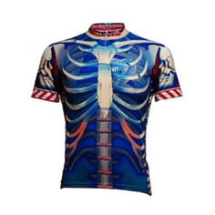 d8a5e1d60 Primal Wear 2012 Mens Bone Collector Original Short Sleeve Cycling Jersey  BCJER S   Check this