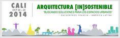 Arquitectura Insostenible, interrogando soluciones para los espacios públicos en Cali www.CityCali.com