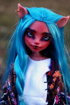 custom ooak MH doll