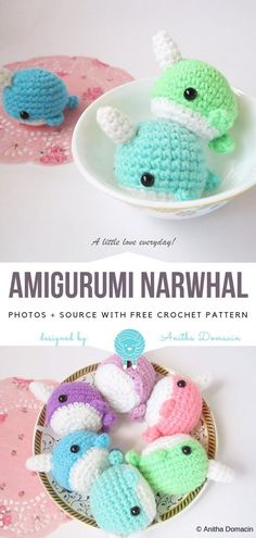 New Photos crochet amigurumi animals Thoughts Tiny Amigurumi Animals Free Crochet Patterns – Free Crochet Patterns Mini Amigurumi, Amigurumi Animals, Crochet Animal Amigurumi, Crochet Amigurumi Free Patterns, Crochet Animal Patterns, Crochet Fox, Stuffed Animal Patterns, Cute Crochet, Crochet Stuffed Animals
