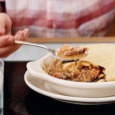 Duck Confit Potpie Recipe on Food & Wine Pie Recipes, Fall Recipes, Appetizer Recipes, Great Recipes, Chicken Recipes, Dinner Recipes, Appetizers, Chicken Vegetable Stew, Individual Pies