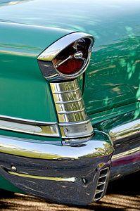 1957 Oldsmobile 98 Starfire Convertible Taillight