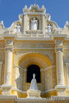 Nuestra Señora de La Merced, Antigua, Sacatepéquez, Guatemala | ... Convento de Nuestra Senora de la Merced in Antigua, Guatemala
