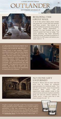 Outlander Newsletter- Castle Leoch