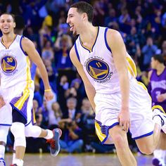 Klay Thompson Seals Superstar Status with NBA-Record-Setting 3rd Quarter