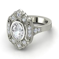 This ring is gorgeous!