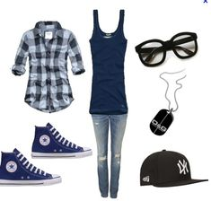 Casual tomboy outfits, tomboy style, tomboy dresses, tomboy clothes, to Summer School Outfits, Back To School Outfits, College Outfits, Outfit Summer, Teenage Outfits For School, Fashion Guys, Tomboy Fashion, Fashion Outfits, Fashion Styles