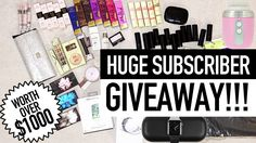 Kristina Braly - Win a Beauty & Tech Bundle Worth over $1000 - http://sweepstakesden.com/kristina-braly-win-a-beauty-tech-bundle-worth-over-1000/