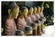 Large Antique Teak Buddha and Buddhist Monk Statues (https://www.etsy.com/listing/208604005/large-antique-teak-buddha-and-buddhist?ref=shop_home_active_6)