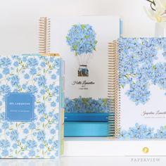 Qual modelo é o seu preferido da Coleção Allure Blue? #allure #dailyplanner #meudailyplanner #plannerlove #paperview_papelaria