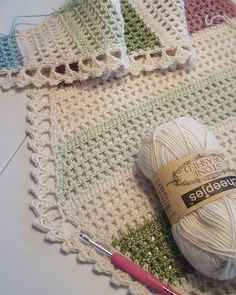 Instagram photo 2017-04-13 11:56:31 Cirrus Shawl Pattern made by Johanna @mijocrochet 🌸 Working on the border .... #crochetedshawl #crochet #crocheted #crocheting #crochetinspiration #crochetoninstagram #ilovecrochet #craftastheraphy #instacrochet #patternbymijocrochet #mijocrochet #cirrusshawl #scheepjesstonewashed #virkning #virkat #virkad #virkningsprojekt #virkninginspiration