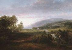 Spring Landscape - (Thomas Doughty)