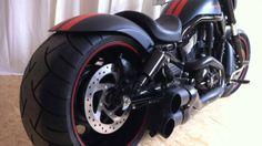 Harley Night Rod Special Vrscdx Customizing www.sw-x.de