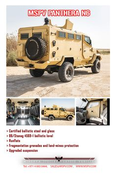 Armoured Personnel Carrier-  Panthera n6