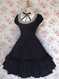 Mary Magdalene lolita dress <3