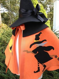 Toddlers Witch Costume from Sweet Monica Celebrations