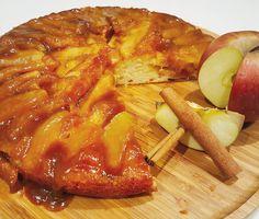 Karamelli elmali tart #apple #pie #caramel #easyrecipe #eat #food