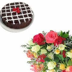 sweet & cheerfull : buy flowers online, buy cake online, send flowers, cakes to India