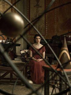 Rachel Weisz as Hypatia in Agora - 2009