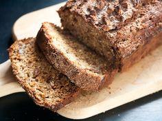 Gojee - Toffee-Cinnamon Banana Bread by Crumb