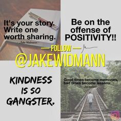Check out my friend @jakewidmann for daily positivity and inspiring content!! This guy has some exciting things going on. Go take a look!  @jakewidmann  @jakewidmann