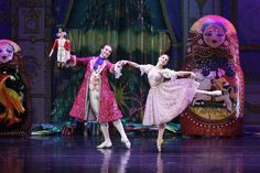 "KEARNEY — The Moscow Ballet's production of ""Great Russian Nutcracker"" includes more than just dancing."
