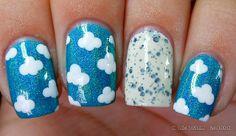 Luísa Dentello #nail #nails #nailart