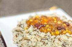 La recette du chili con carne et du chili sin carne (vegan et sans gluten) est disponible sur le blog www.foodetcaetera.com Sans Gluten, Fried Rice, Vegan Gluten Free, Fries, Ethnic Recipes, Blog, Chili Con Carne, Budget, Lentil Soup
