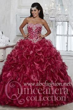 House of Wu Quinceanera Dresses and Gowns Style 26754 House of Wu Spring 2014 Collection Colors: Gold, Fuchsia http://www.abcfashion.net/house-of-wu-quinceanera-dresses-26754.html  Call us at 972-264-9100