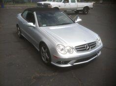 2007 Mercedes CLK550