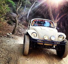 Offroading Beetle #VW #photography