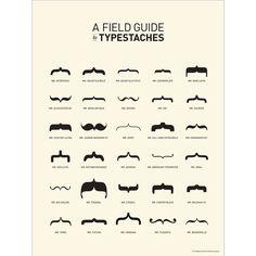 mustache type