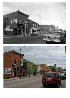 Downtown Renfrew,  Ontario
