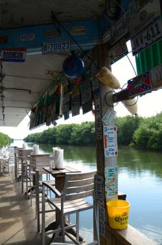 Alabama Jacks Key Largo, Florida The best conch fritters