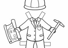 2nd Grade Paper Dolls Coloring Pages & Printables