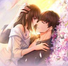 Pin by sonie sonie on manga Anime Love Couple, Manga Couple, Couple Cartoon, Anime Art Fantasy, Romantic Anime Couples, Cute Anime Couples, Fanarts Anime, Anime Characters, Anime Cosplay