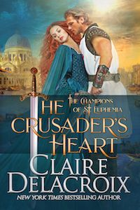 """Read """"The Crusader's Heart A Medieval Romance"""" by Claire Delacroix available from Rakuten Kobo. Wulfe knew his place—until Christina taught him to hope for more… An orphan and a man who has fought for his own surviva. New York Times, First Story, Knights Templar, Her Smile, Losing Her, Great Books, His Eyes, Book 1, Bestselling Author"""