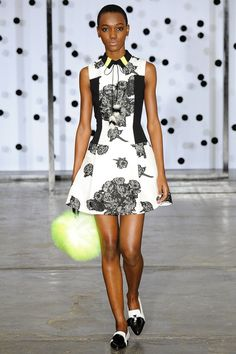 Tanya Taylor   Fall 2014 Ready-to-Wear Collection   Style.com