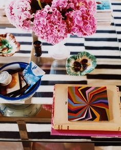 Photo by Melanie Acevedo (who's also responsible for that amazing Domino Magazine feature on Jenna Lyons' crib)