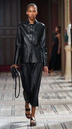 Sarah Harris, Leather Jacket, Jackets, Studded Leather Jacket, Down Jackets, Leather Jackets, Jacket